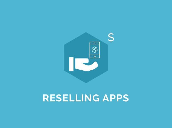 how to become an app reseller